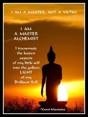 I Am a Master Alchemist